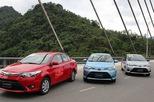 Nhận diện top 10 ô tô bán chạy nhất Việt Nam 2015 - P1