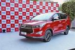 Toyota Innova bản cao cấp Touring Sport 2017 trình làng