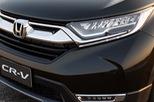 Honda CR-V 2017 phiên bản Đông Nam Á có nhiều điểm khác xe ở Mỹ