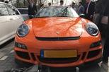Nam sinh khiến ai cũng phải ghen tị khi lái Porsche 911 GT3 RS đến trường
