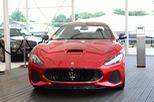 """Cặp đôi xe sang Maserati GranTurismo và GranCabrio 2018 """"rủ nhau"""" ra mắt"""