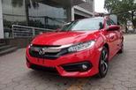 Cận cảnh Honda Civic thế hệ mới tại đại lý ở Hà Nội