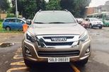 Bắt gặp xe bán tải Isuzu D-Max phiên bản nâng cấp tại Việt Nam