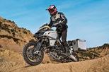 Ducati Multistrada 1200 Enduro Pro 2017 - Đối thủ trực tiếp của BMW 1200 GS Rallye