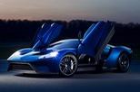 Tốc độ tối đa của siêu xe Ford GT 2017 có thể gây thất vọng