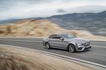 Xe sang Mercedes-Benz E-Class được nâng cấp nhẹ
