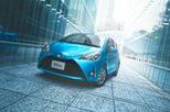 Toyota Yaris 2017 có động cơ mới, mạnh mẽ và tiết kiệm xăng hơn