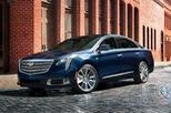 Sedan hạng sang cỡ lớn Cadillac XTS 2018 trình làng