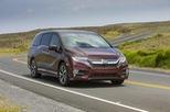 Xe gia đình lý tưởng Honda Odyssey 2018 được công bố giá bán