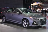 Hyundai Sonata 2018 phiên bản quốc tế trình làng, sẵn sàng đối đầu Toyota Camry