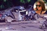 Nữ hoàng sắc đẹp tử vong sau khi phát trực tiếp tai nạn của mình lên mạng