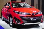 """Ngắm hình ảnh """"bằng xương, bằng thịt"""" của sedan giá rẻ Toyota Yaris Ativ mới ra mắt"""