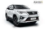 Toyota Fortuner TRD Sportivo 2016 có thêm gói body kit do Thái Lan sản xuất
