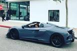 """Tay đua Công thức 1 Jenson Button """"đập hộp"""" siêu xe McLaren 675LT Spider"""