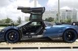 Kris Singh tiếp tục tậu siêu xe hàng hiếm Pagani Huayra BC trị giá 57 tỷ Đồng