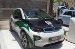 Cảnh sát Dubai tậu xe điện BMW i3
