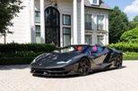 Siêu phẩm triệu đô Lamborghini Centenario Roadster đầu tiên đặt chân đến Canada