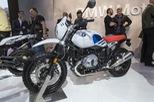 Mô tô đậm chất hoài cổ BMW R nineT Urban G/S có giá từ 295 triệu Đồng