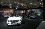 Triển lãm Mercedes-Benz Fascination 2017 chính thức khai mạc tại Hà Nội với dàn xe hơn 150 tỷ Đồng