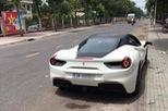 """Ferrari 488 GTB từng thuộc sở hữu của Cường """"Đô-la"""" ra biển số Tiền Giang"""