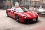 Ferrari 488 Spider đầu tiên tại Việt Nam được cho ra biển số