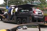 Honda Jazz 2017 bất ngờ xuất hiện trên đường phố Đông Nam Á