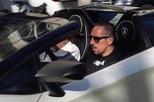 Xem sao bóng đá Franck Ribéry lái Lamborghini Aventador SV Roadster mới tậu