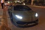 """Lamborghini Huracan biển """"san bằng tất cả"""" tại Đà Nẵng thay màu độc đáo"""