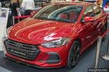 Cận cảnh phiên bản thể thao của Hyundai Elantra 2017 tại Đông Nam Á