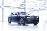 Chiếc Rolls-Royce Phantom Series II cuối cùng xuất xưởng