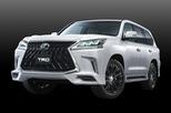 """""""Chuyên cơ mặt đất"""" Lexus LX570 thêm hầm hố với bộ phụ kiện TRD chính hãng"""