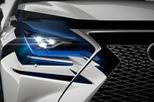 Crossover hạng sang Lexus NX 2018 lần đầu tiên lộ diện