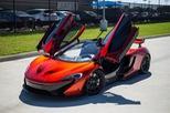 """McLaren P1 đã qua sử dụng có giá bán """"khóc thét"""""""