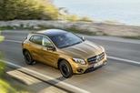 Crossover hạng sang Mercedes-Benz GLA 2018 trình làng