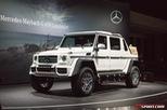 """""""Soi kỹ"""" SUV nhà giàu Mercedes-Maybach G650 Landaulet ngoài đời thực"""