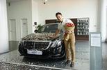 Ca sĩ Đức Tuấn tậu Mercedes-Benz S400L đời mới trị giá 4 tỷ Đồng