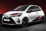 Toyota Yaris 2017 phiên bản hiệu suất cao lộ diện