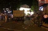 Hà Nội: Người phụ nữ bị xe tải cuốn vào gầm chết thương tâm