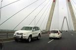 Thú nhận bất ngờ của tài xế xe biển xanh đi ngược chiều cầu Nhật Tân