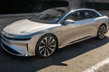 Quên Faraday Future đi, đây mới là siêu xe điện xứng đáng là đối thủ của Tesla