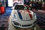 """Làm quen với Porsche 911 R """"phiên bản"""" đồng hồ TAG Heuer"""