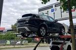 Bắt gặp chiếc SUV hạng sang Range Rover Velar 2018 được đưa đến đại lý