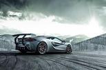 """McLaren 570S của tay chơi quận 5 chuẩn bị được """"lột xác"""""""
