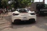 """Ferrari 488 GTB từng thuộc sở hữu của Cường """"Đô-la"""" được đeo biển kiểm soát Hà Nội"""