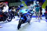 Mô tô thể thao Suzuki GSX-R150 được chốt giá 74,99 triệu Đồng tại Việt Nam