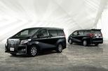 """""""Chuyên cơ mặt đất"""" Toyota Alphard sắp được phân phối chính hãng tại Việt Nam"""