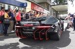 Lamborghini Centenario gây náo loạn tại thủ đô siêu xe