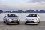 Năm 2016, Người Việt mua hơn 57 ngàn xe Toyota