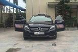 Mercedes-Benz C200 2017 làm xe taxi tại Quảng Ninh