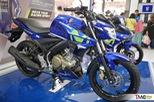 Xe côn tay Yamaha V-Ixion 2017 mới ra mắt đã có thêm phiên bản Movistar